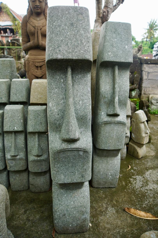 Osterinselfiguren Moai