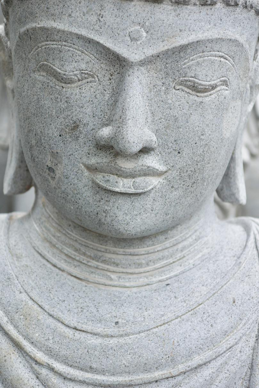 Buddhagesicht