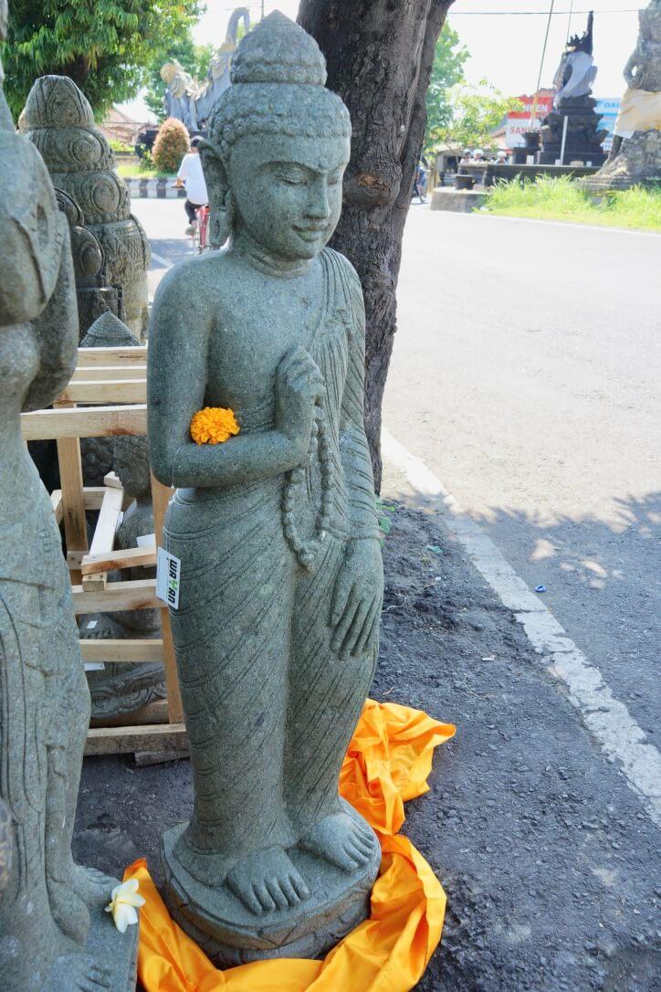 Buddhastatue Mala 150 cm