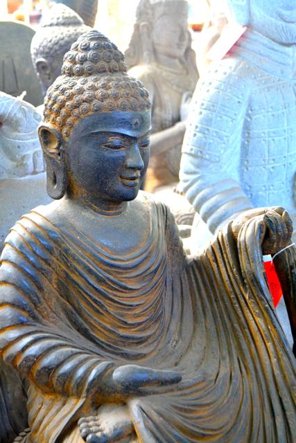 Asia Steinbuddha für den Liebhaber