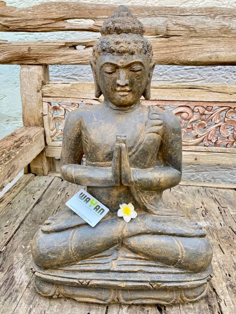 Grüßender Balibuddha 62 cm