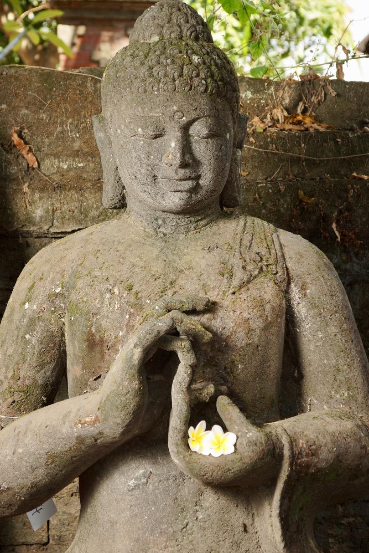 Buddhaskulptur