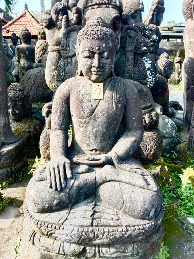Monsoon Buddha 100 cm