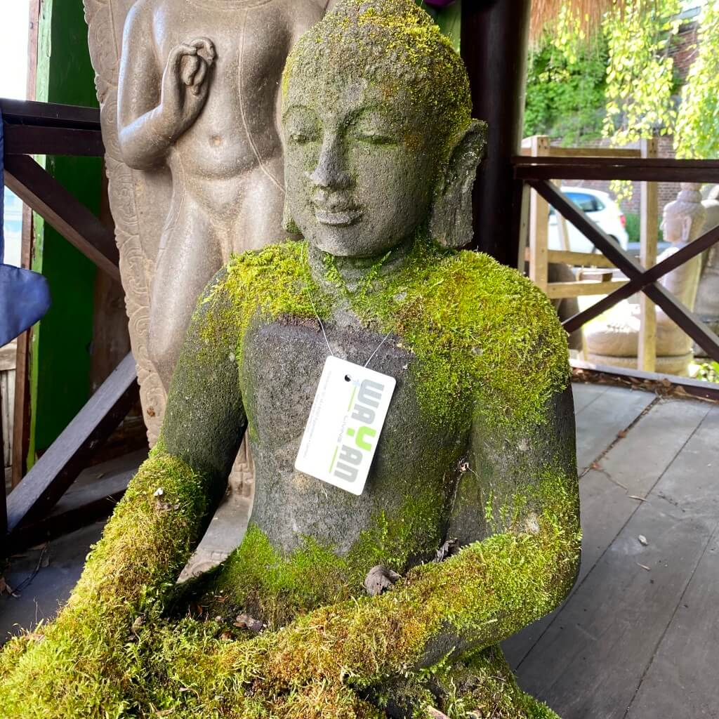 Monsoon Buddha Skulptur 68 cm
