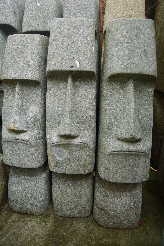 Osterinsel Figuren