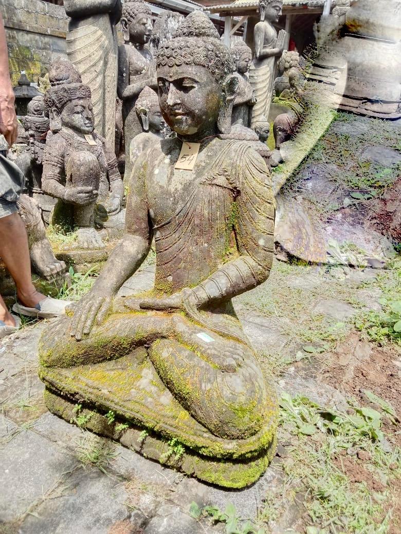 Monsoon Buddha Skulptur 95 cm
