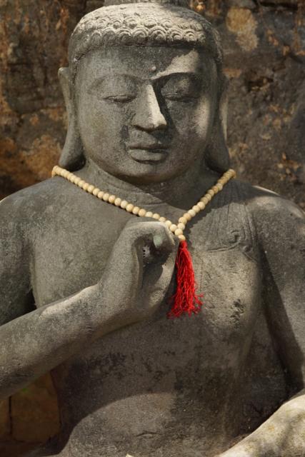 Buddha aus Bali