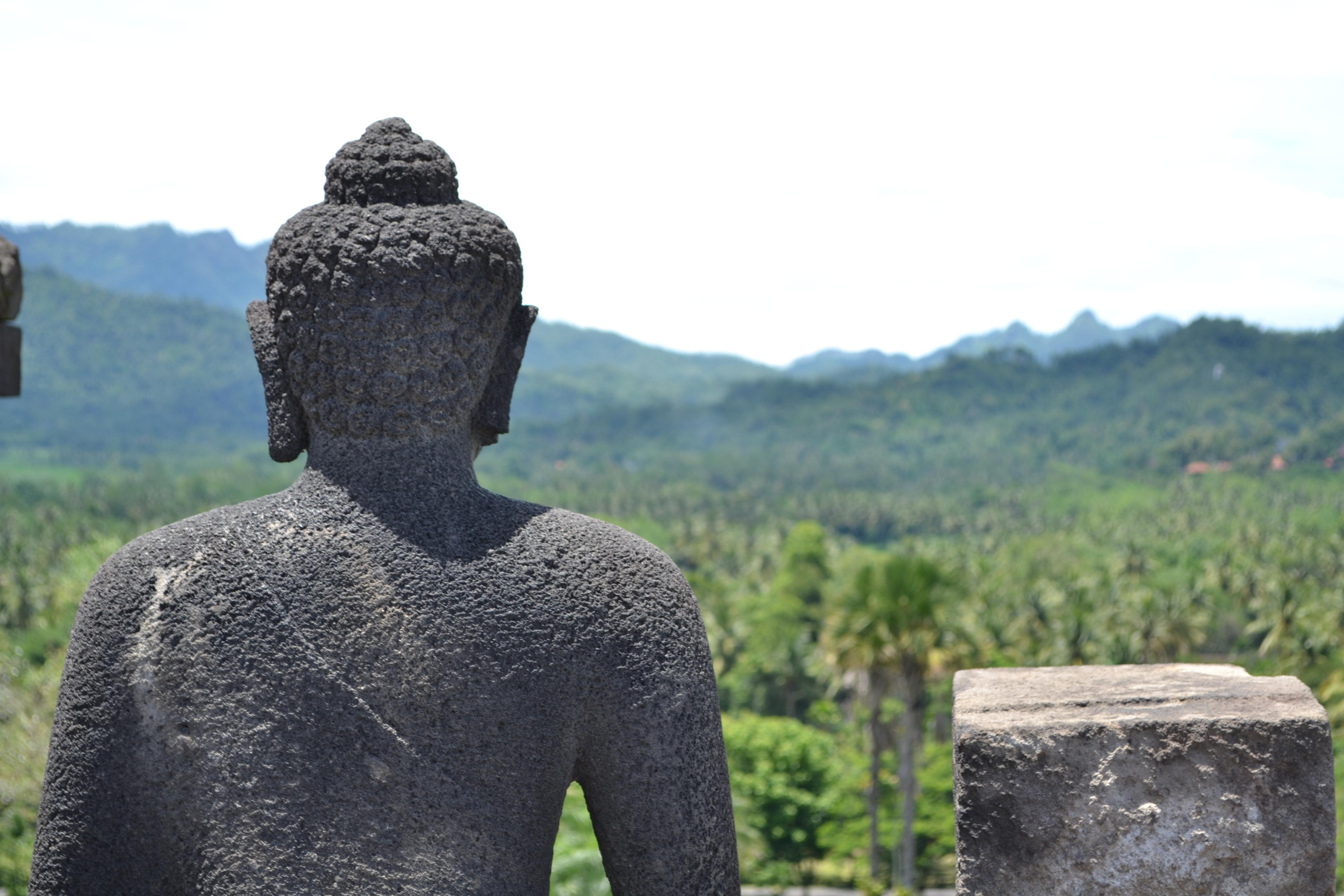 Monsoon Buddha Statuen