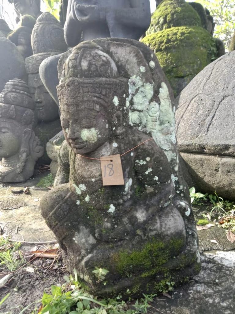 Dewi Gartenfigur 60 cm