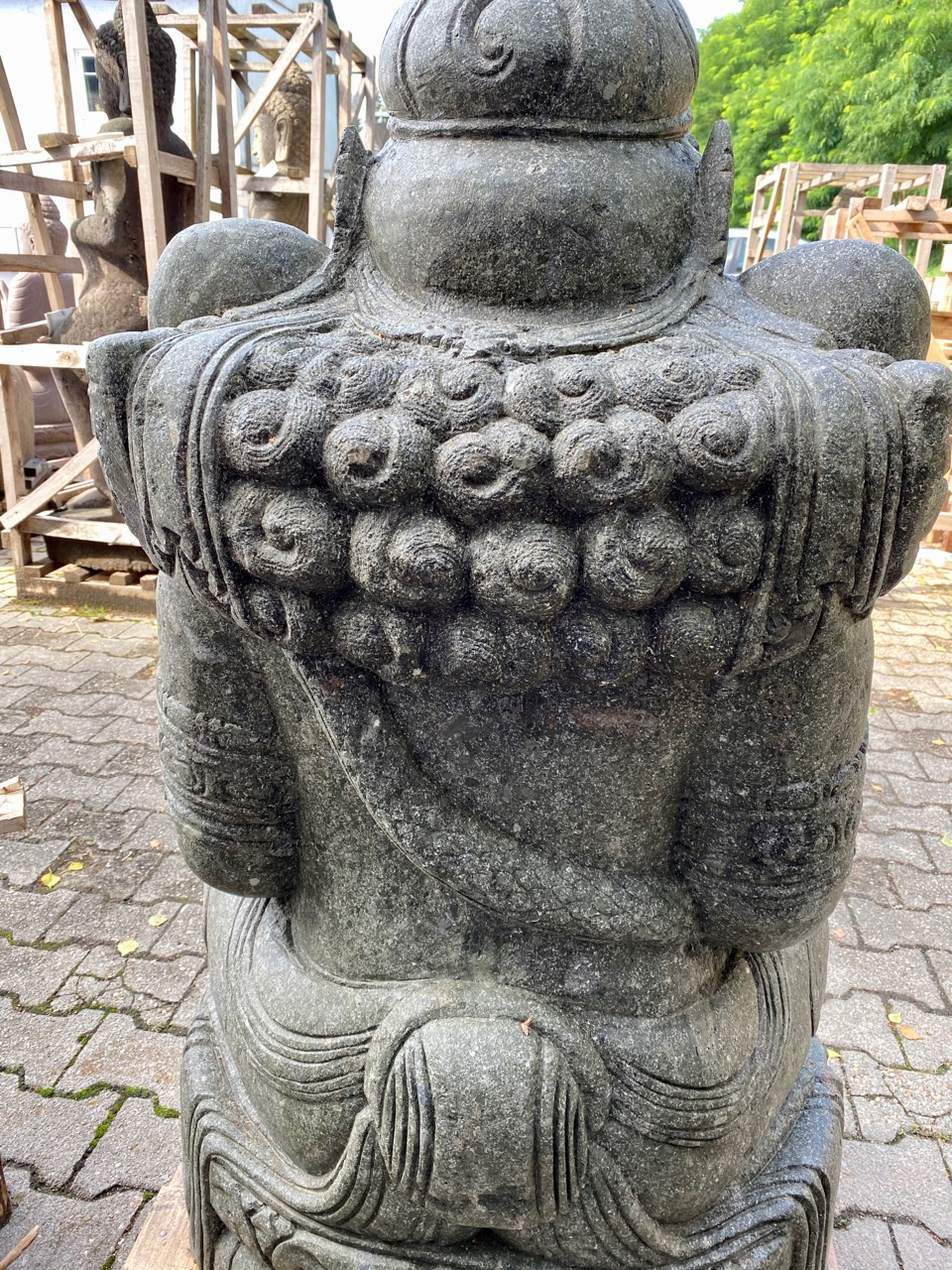 mächtiger Ganesha Elefantengott 124 cm
