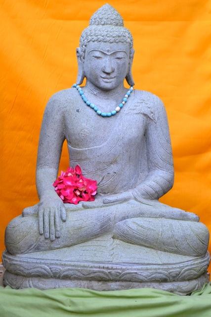 Buddha puristisch 94 cm