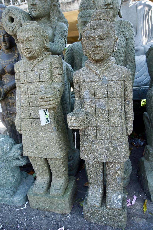 chinesische Krieger