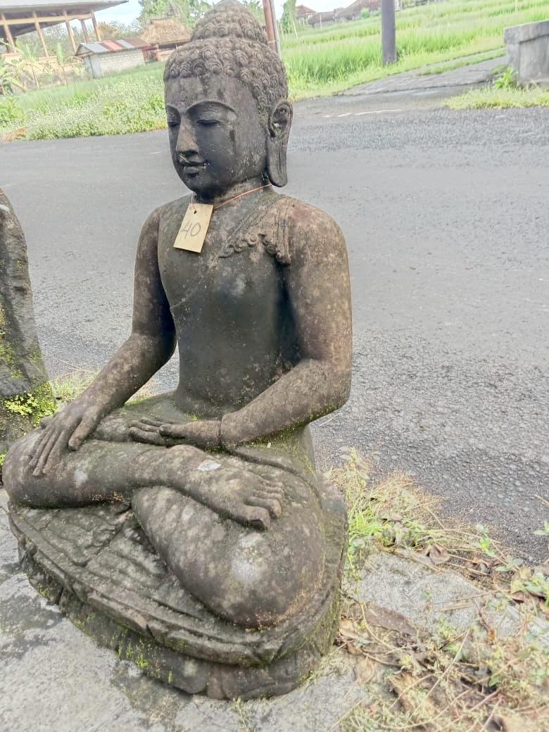 Original Bali Monsoonbuddha  80 cm