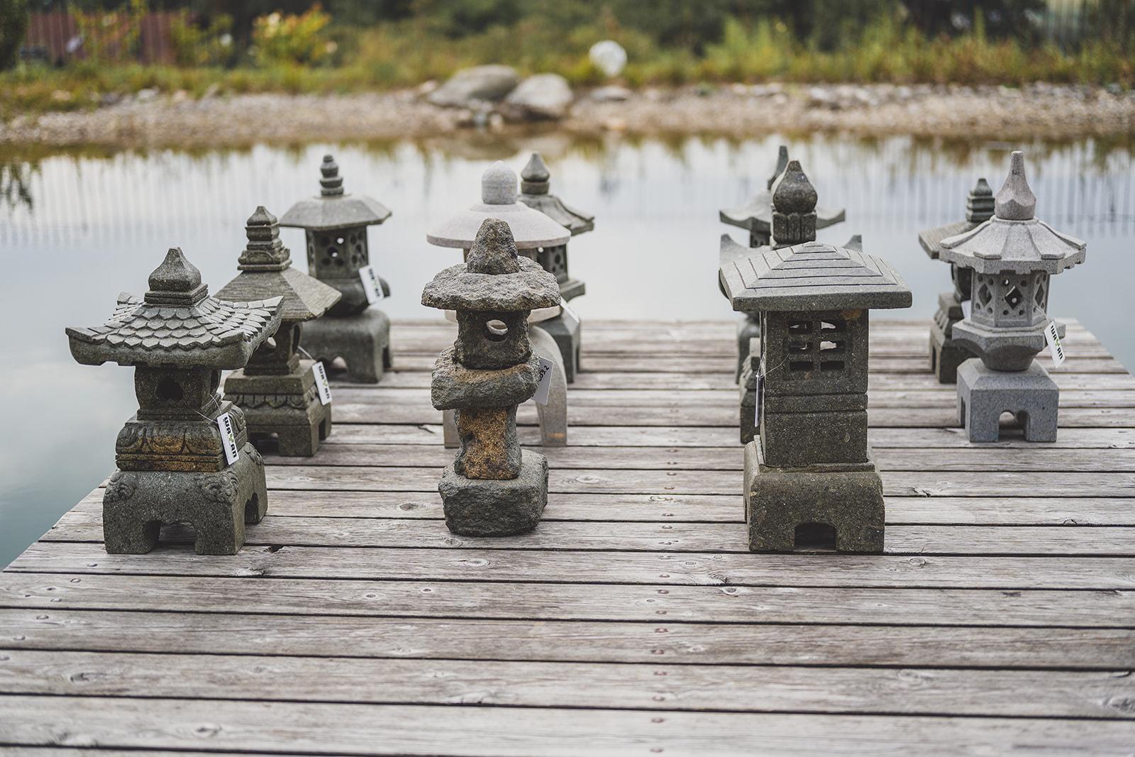 Japangarten nach Feng Shui
