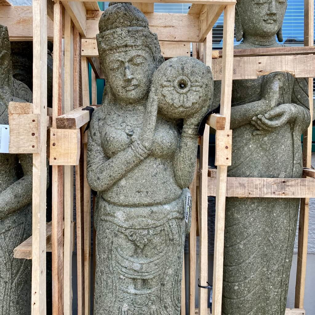 Wassergöttin Dewi Gentong 152 cm