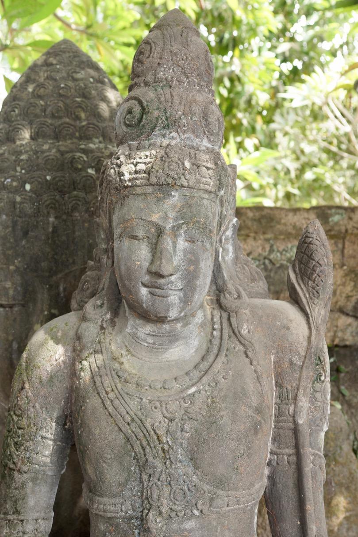 Prachtvolle Göttin Dewi Tara