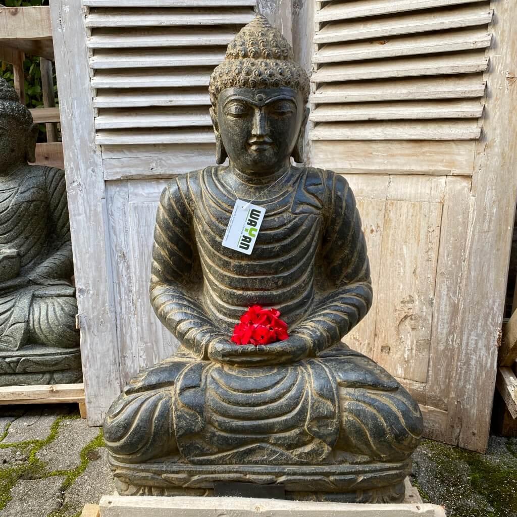 Bali Buddha Antikstyle 83 cm