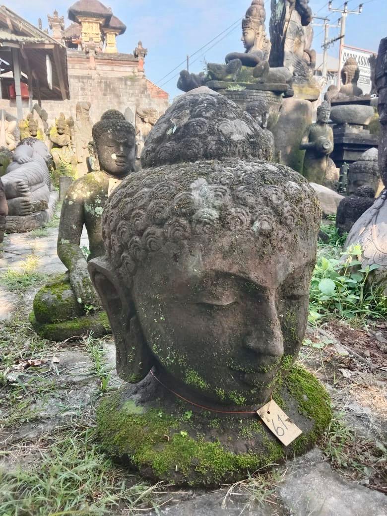 Monsoon Buddhakopf Bali 56 cm