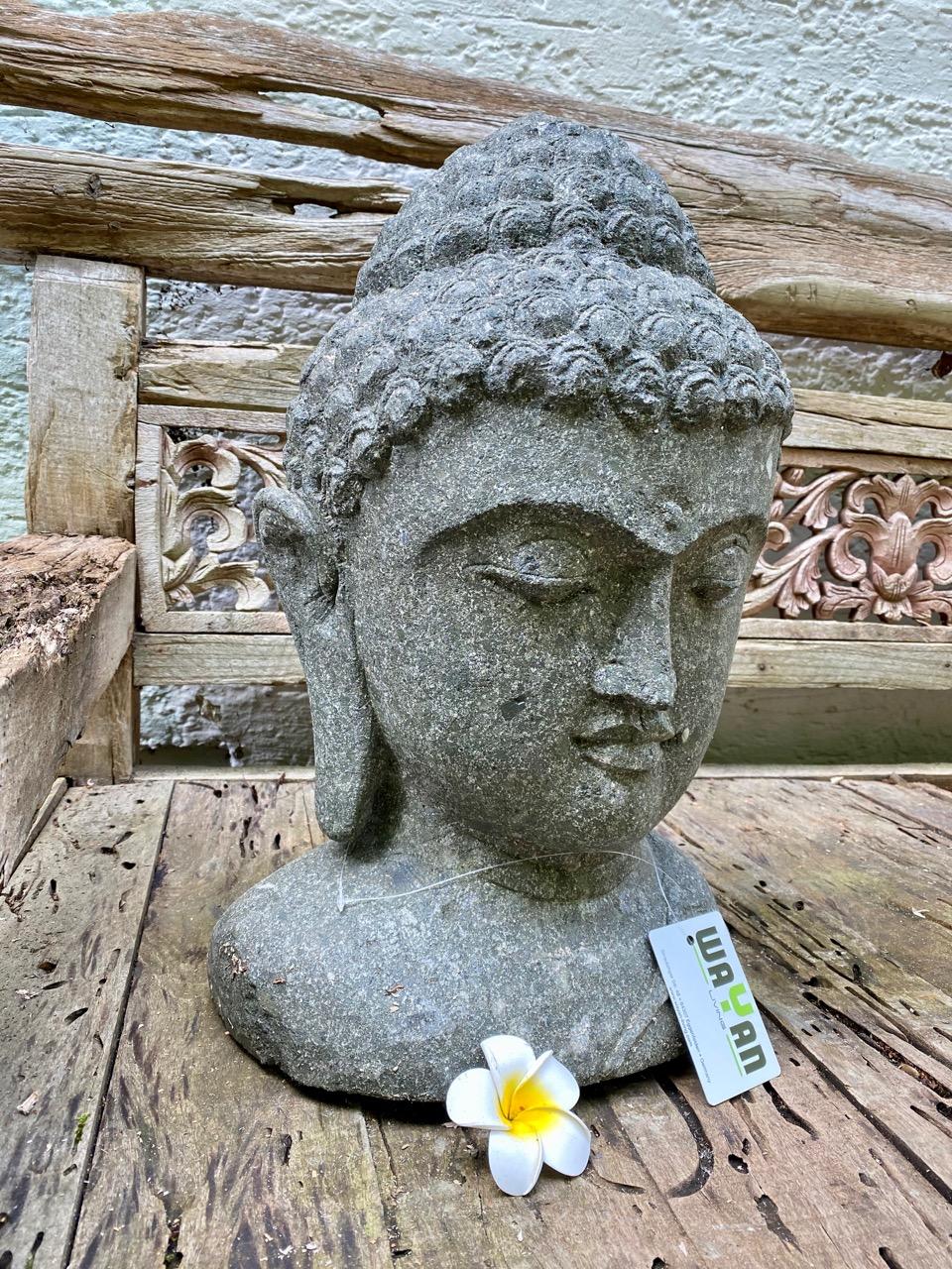 Buddhabüste