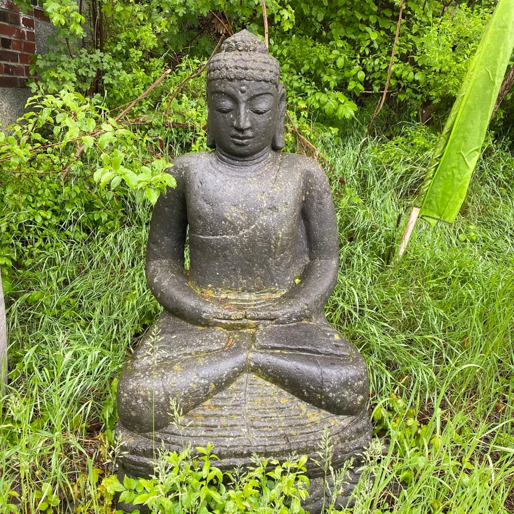 Monsoon Buddha Statue Borobudur 122 cm