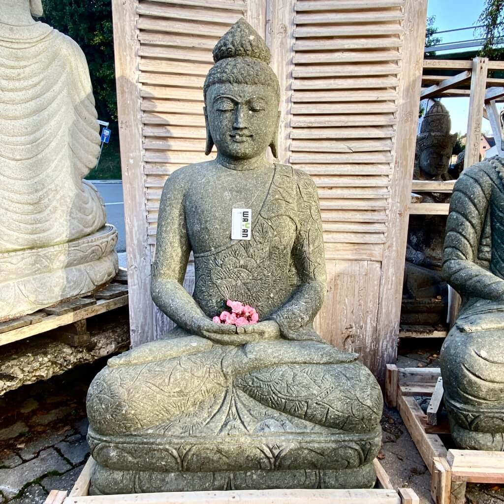 Bali Buddha Gartenstatue 128 cm