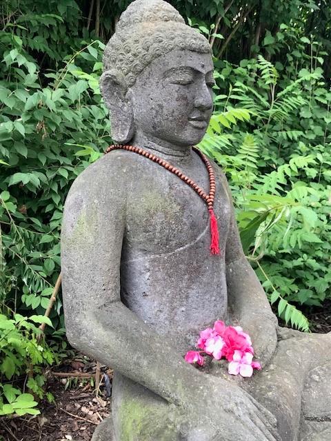 Buddha Gartendeko Monsoofinish