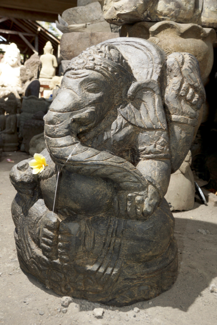 Ganesha Elefantengott aus Bali