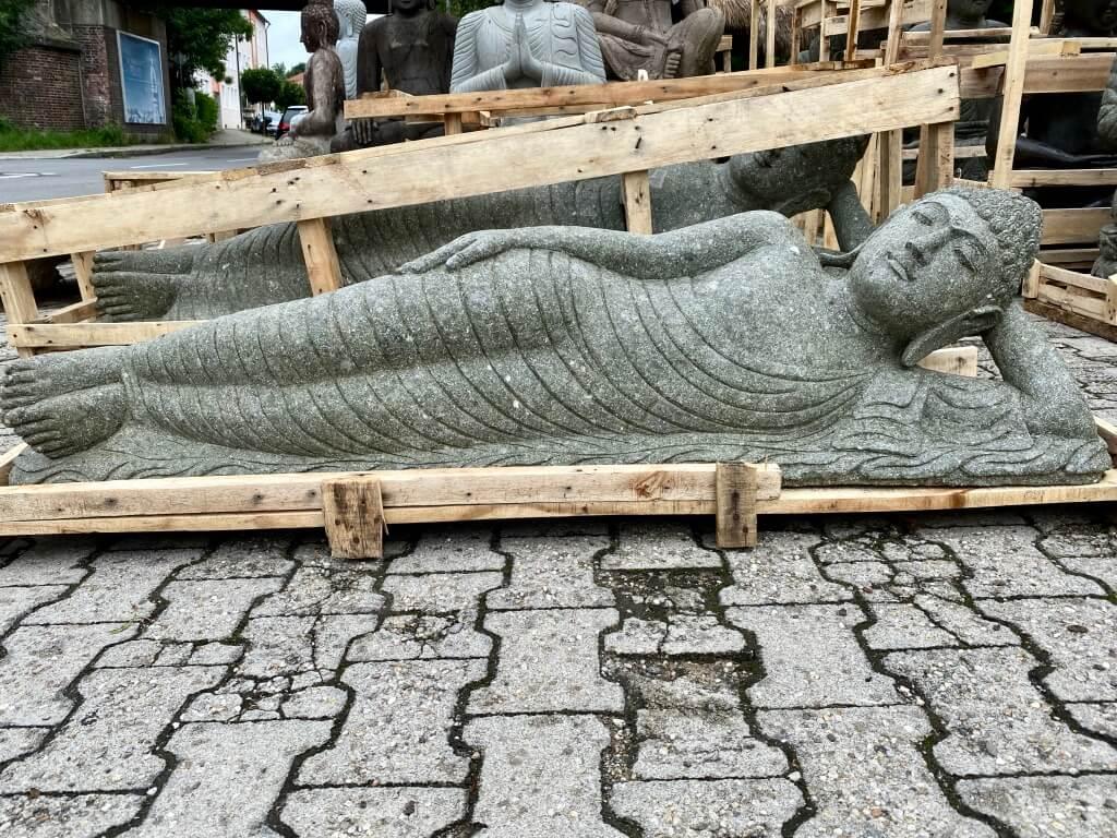 Buddhas liegend, ruhend 157 cm