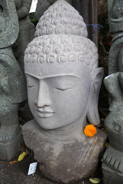 Der sanftmütige Buddha