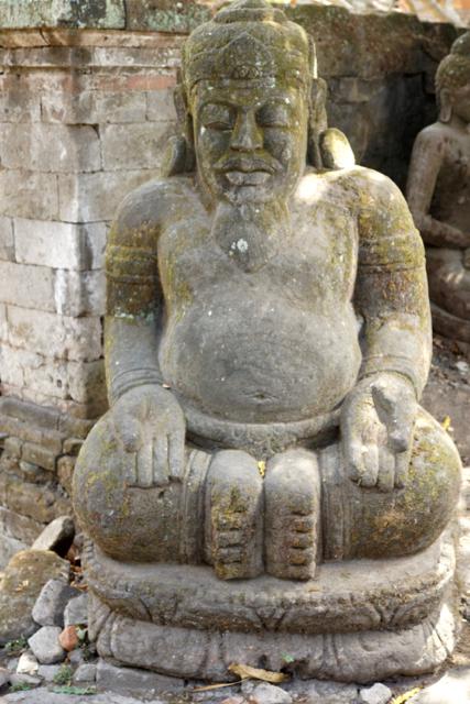 Steinstatue für den heimischen Garten