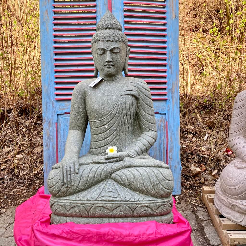 Bali Buddha Gartenstatue 121 cm