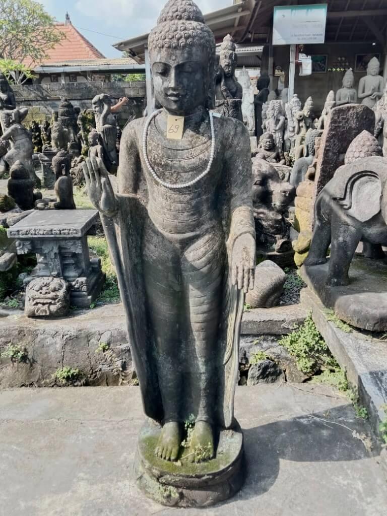 Echter Bali Monsoonbuddha 172 cm
