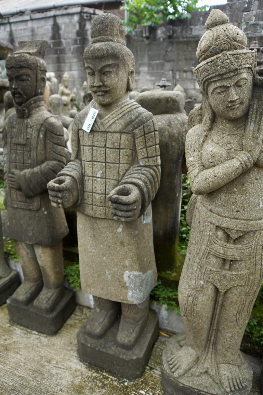 chinesischer Terrakottakrieger