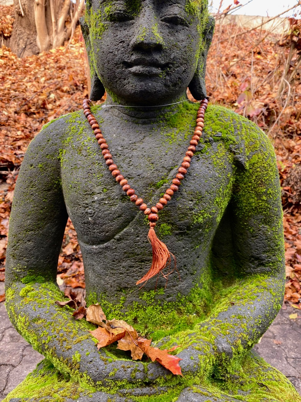 Monsoon Buddhastatue Bali original 90 cm