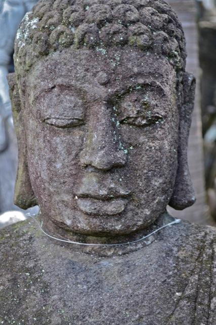Monsoon Buddha Skulptur 105 cm