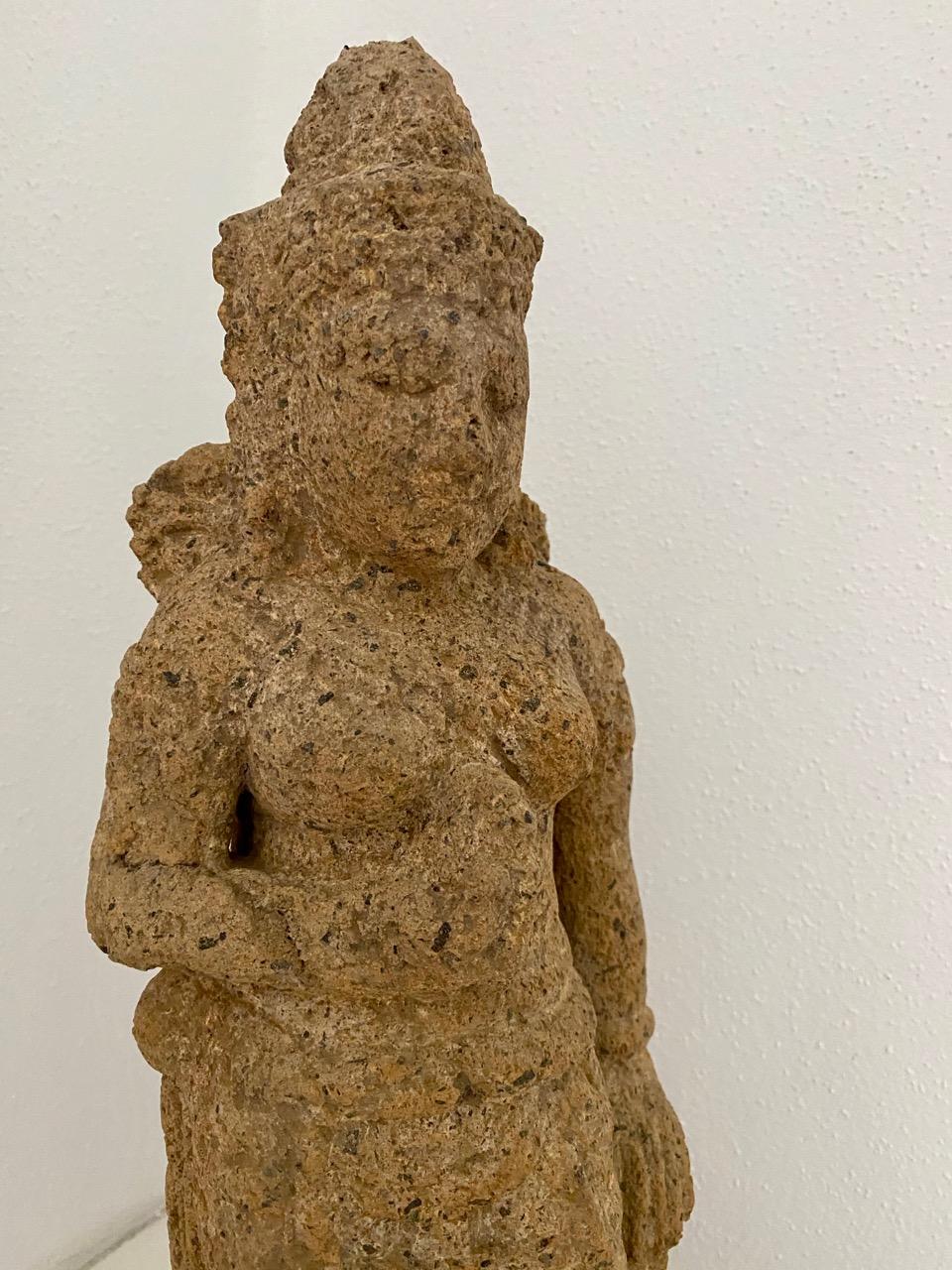Göttin Dewi antikstyle 43 cm