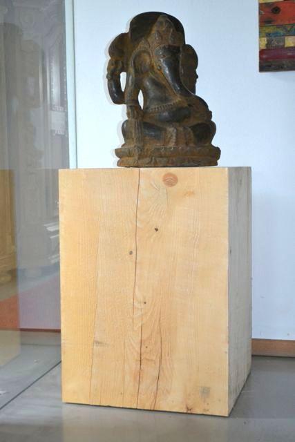 Sockel Holzsockel Podest 70 cm